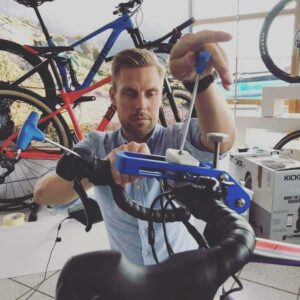 Mobilt bikefit